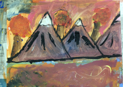 Group of Seven: Landscape Painting (3-8)